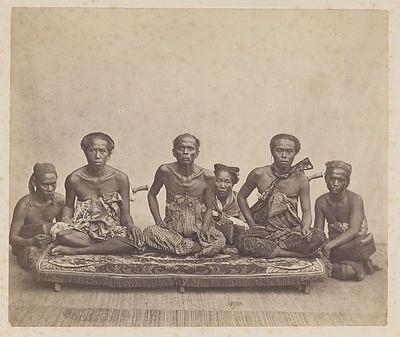 perwakilan lombok 1864 sri paduka ratu anak agung gusti gede jelantik raja von karangasem