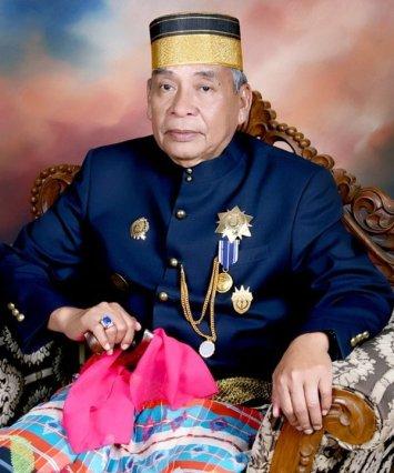 Binuang, Sulawesi - Andi Mapaewang. Kerajaan Binuang. Sumber foto: andi mappaewang, FB