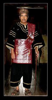 Datuak Gadang - Suku Balai Mansiang - Saniangbaka, di Saniangbaka.