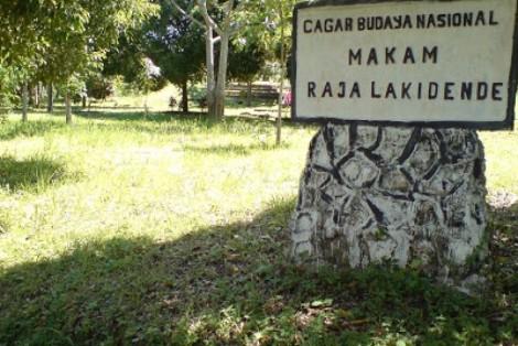 Makam Raja Lakidende, Konawe, Sulawesi Tenggara
