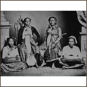 Raja Mantang, about 1870