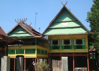 Istana Balla Lompoa Marusu