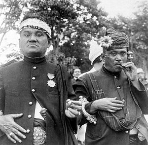 Raja Dolok Silau dan Raja Siantar (tahun 1930-an)