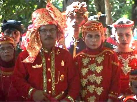 Rumbia, Sulawesi - Kerajaan Rumbia. Alfian Pimpie, Mokole Moronene Rumbia
