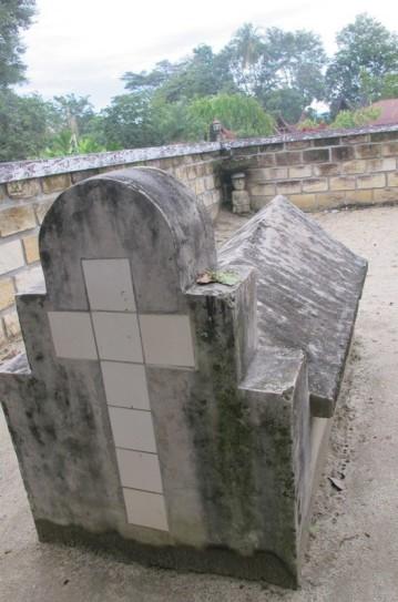 Makam Raja Sidabutar III (Agnes-detikTravel)