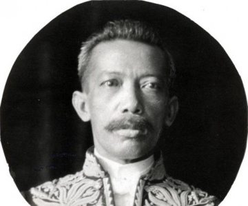 Tidung, Kalimantan - Sultan Tidoeng, S.M. Maulana Mohamad Kasim Aldin.