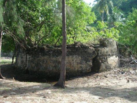 Benteng Kuta Lubôk, salah satu benteng dari Kerajaan Lamuri