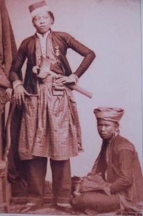 Foto Raja Terakhir Pagatan, Andi Sallo atau yang dikenal dengan sebutan Arung Abdurrahim. Doc. Keluarga Raja Pagatan