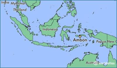 Lokasi Ambon