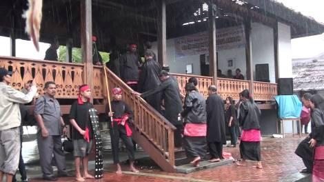 Pelantikan Kepala2 Soa te Hutumur 2012