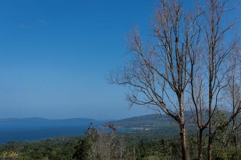 Negeri Suli dari atas bukit