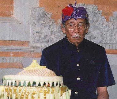 Bangli, Bali - Anak Agung Made Rai Rama (date, tanggal ?)
