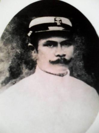 Gusti Muhamad Abi bin Pgn Kesumagiri bin Djayasamitra.kepala didtrik Martapura.