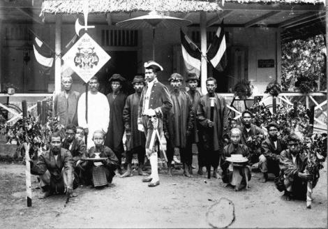 Kilang, Ambon - raja Kilang