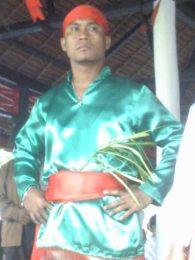 Kapitan negeri Laha