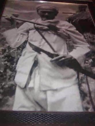 Foto Arung I Mari Gali (Puang Gali) Raja Malua ke-XVI