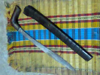 PUSAKA ARUNG I MARI GALI ( Puang Gali ) RAJA XVI KERAJAAN MALUA. Sumber: http://fadimakmur.blogspot.co.id/2013/09/pusaka-i-mari-gali-arung-raja-viii.html