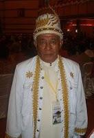 Raja Batumerah, Hi. Awath Ternate. Sekretaris Majelis Latupati Kota Ambon.