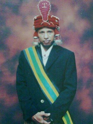 Raja Kaitetu, Ambon.