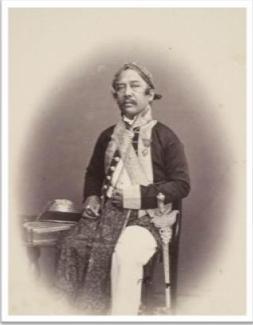 Wiranatakusumah IV, Bupati Bandung sejak tahun 1846 hingga tahun 1874.