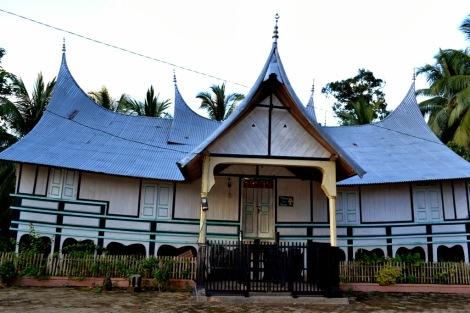 Istana Kerajaan Siguntur, Dharmasraya