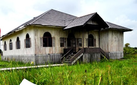 Istana Kubu