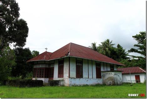 Manganitu, rumah raja Mocodompis