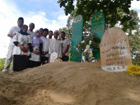 Ondor, Maluku - BATAR ( MAKAM KELUARGA RAJA & IMAM NEGERI ONDOR