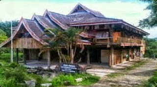 Rumah Adat Kerajaan Konawe
