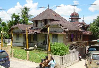Istana Gunung Sahilan