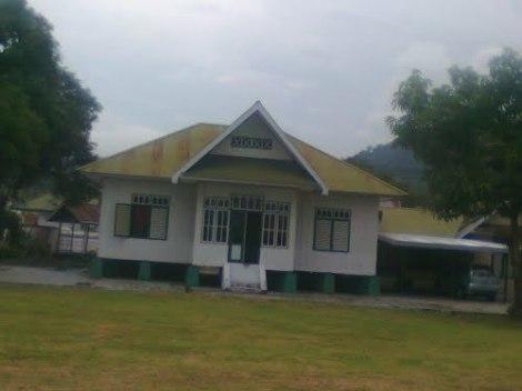 Rumah Adat Bungku