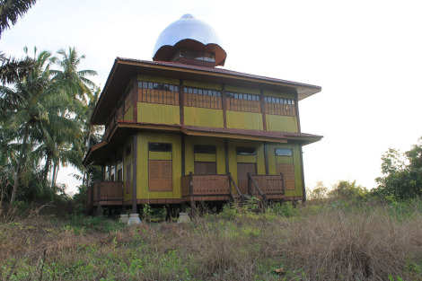 Istana Kerajaan Kunto Darussalam