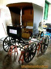 Kereta Kyai Jolodoro. Yogyakarta.