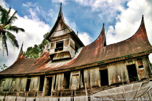 Rumah Gadang Sultan Achmad Nagari Lubuk Jantan