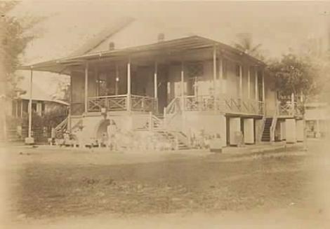 Bele Li Mbui (Rumah Adat Gorontalo)