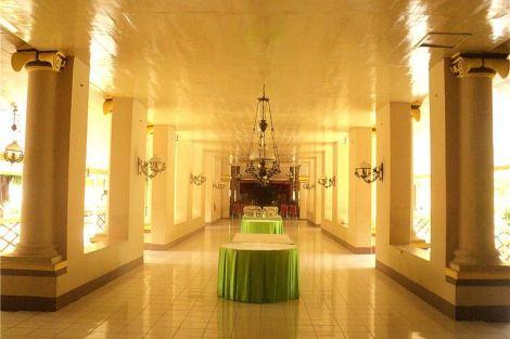 Mandiyoso, salah satu ruang di dalam kompleks Karaton