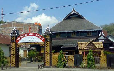 Istana Wajo: Saoraja Mallangga