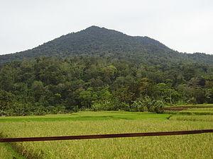 Gunung Pulosari, tempat kramat kerajaan Sunda