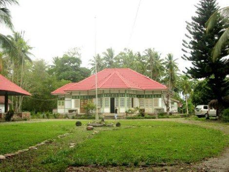 Istana, Sonai Oelolok.  Rumah raja Taolin