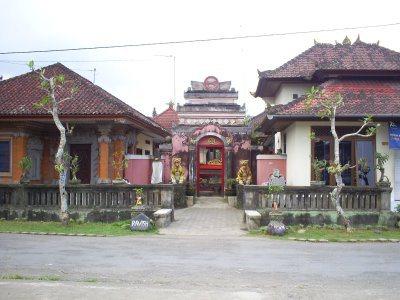 Puri Agung Susut Bangli