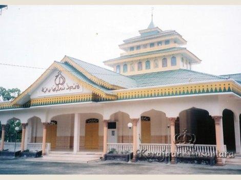 Replika istana Serdang
