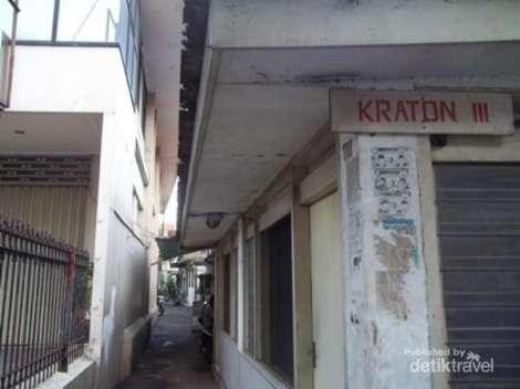 Gang kraton Jl Pahlawan Surabaya