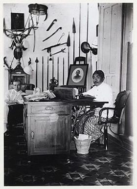 Keturunan raja Surabaya menjabat regent van Soerabaia 1920