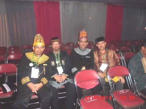 Kerajaan Jeumpa, Ulim, Peureulak, dan Tanjung Perak - 4 kerajaan di Aceh.