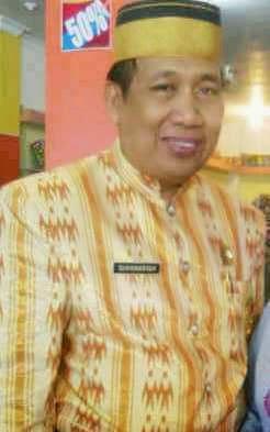 IR. H. Sukwansyah A. Lomba MSI. Karaeng Nojeng(Pemangku Adat Karaeng Laikang)