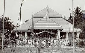 Istana Kesultanan Bilah di Negerilama