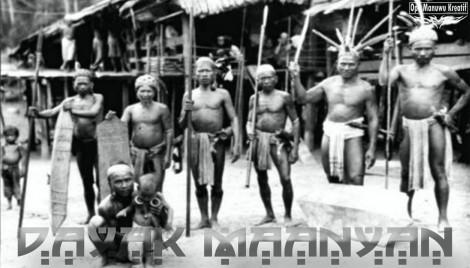 Suku Dayak Maanyan