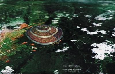Istana Dhamna (Nama Istana Kerajaan Kandis). link, link