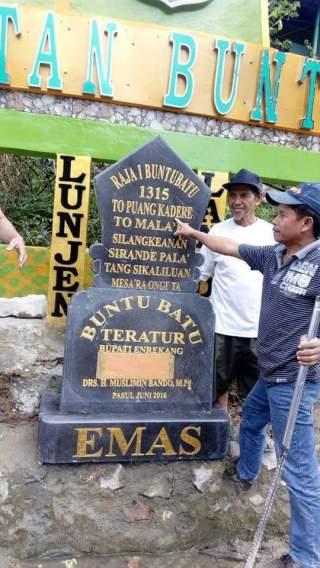 Salah Satu Bukti Pelestarian Sejarah Kerajaan Duri.