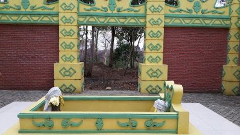 Makam Putri Kaca Mayang